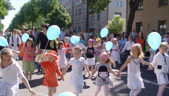 Zobiņu veselības diena Bērnu pilsētiņā un Bērnu parkā 'Fantāzija'