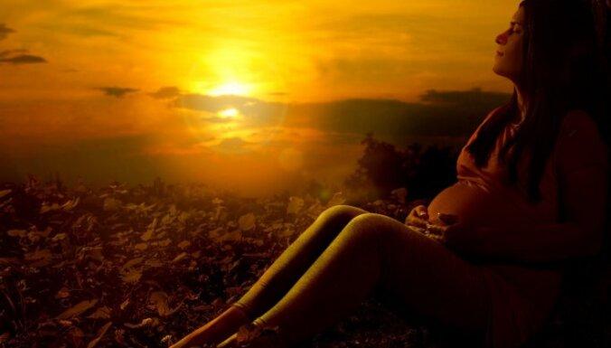 Meditācija – veids, kā apzināti gaidīt bērniņu un veidot kontaktu dvēseļu līmenī