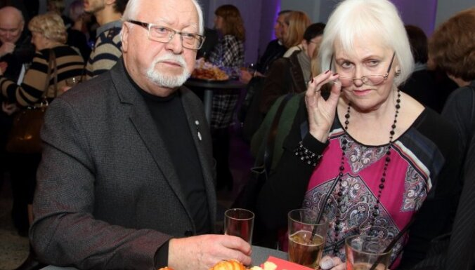 Foto: Ar Herca Franka pēdējo filmu atklāts Rīgas kino festivāls