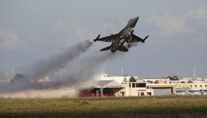 За неделю истребители НАТО четыре раза сопроводили российские военные самолеты