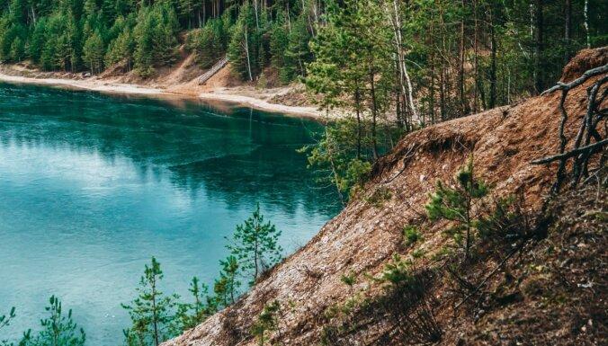 Искупаться, погулять, прикоснуться к истории: Топ-5 уникальных карьеров в Латвии