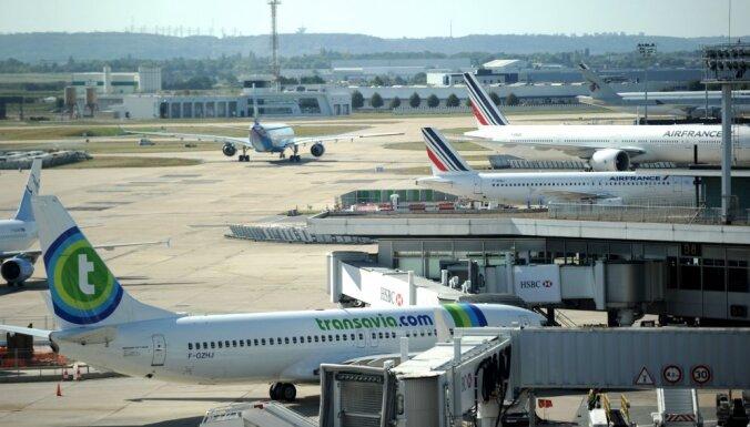 Бюджетная авиакомпания Transavia открывает маршрут Рига-Париж