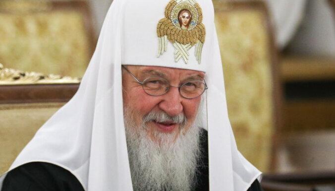 Патриарх Кирилл пожаловался на власти Украины в ООН и Папе Римскому