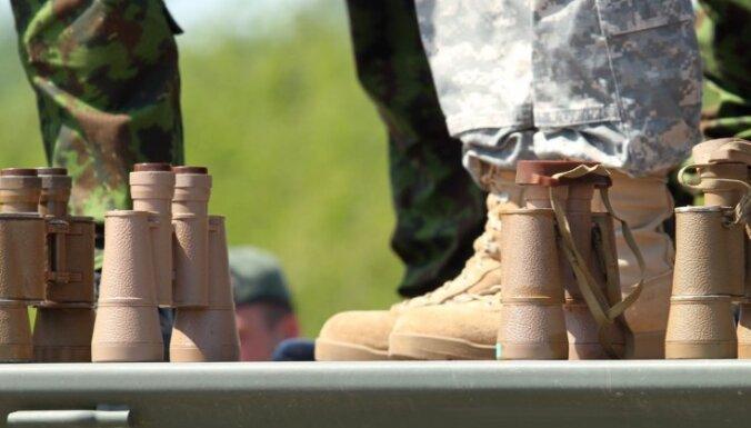 Проникновение на Адажскую военную базу: известны имена нацболов-нарушителей