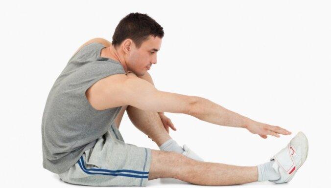Проблема: после тренировки болят ноги