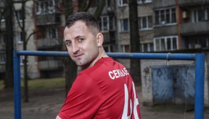 Mesi konkurents Čekulajevs cer, ka netiks pārspēts viņa Igaunijas vārtu rekords