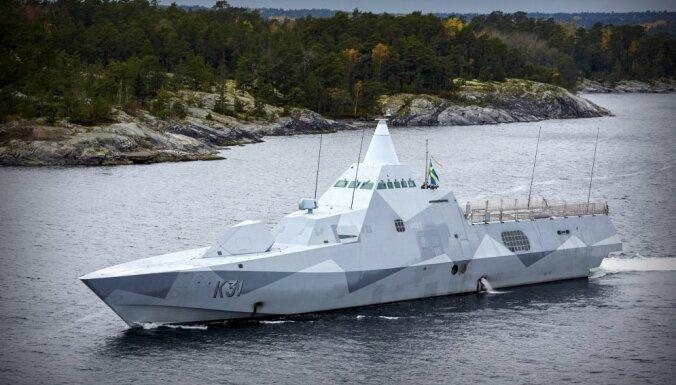 Pēc Krievijas izspēlētā uzbrukuma Gotlandei un citiem mērķiem Zviedrija pastiprina armiju