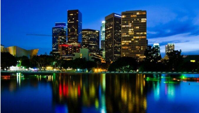 Ceļojums uz Losandželosu