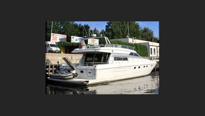 Репше продает свою яхту (фото)