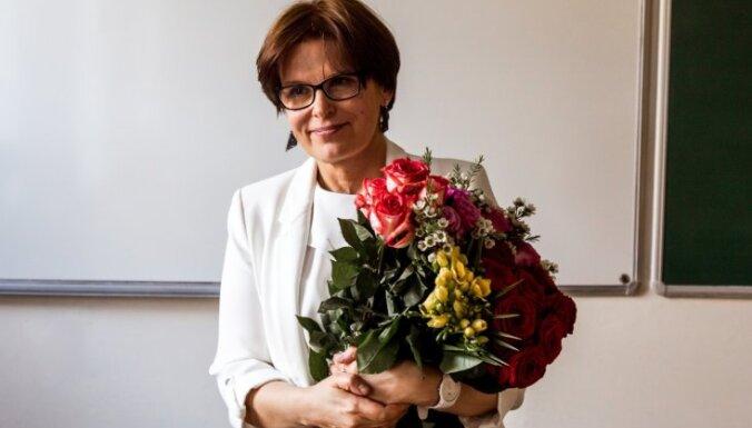 Par LKA rektori uz otro termiņu ievēlēta Rūta Muktupāvela