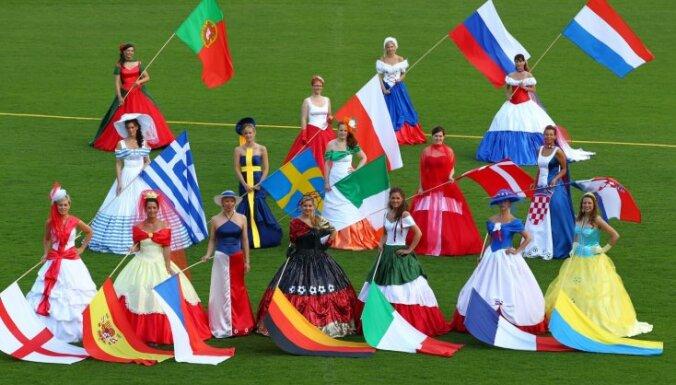 Стартует чемпионат Европы по футболу