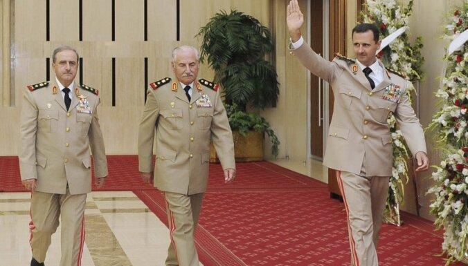 Асад: поддерживая Сирию, Россия защищает себя