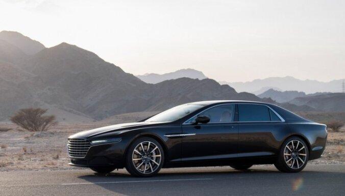 'Aston Martin Lagonda' tikai 100 eksemplāros