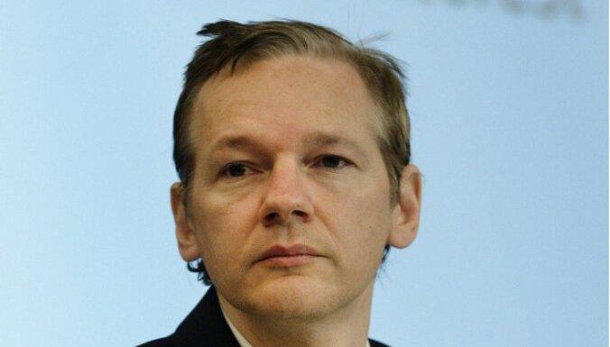 'WikiLeaks' pakļauta kiberuzbrukumam neilgi pirms plānotās dokumentu publiskošanas