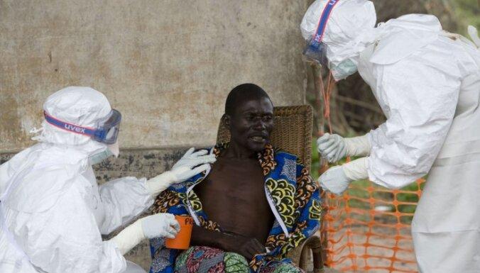 Ebolas vīruss laupa 106 dzīvības divās dienās