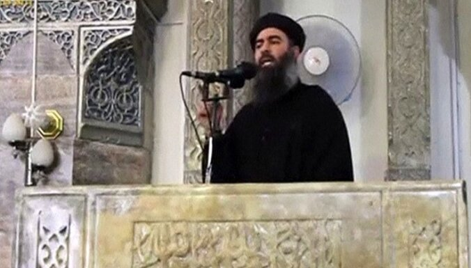 Курдская разведка опровергла гибель лидера ИГ аль-Багдади