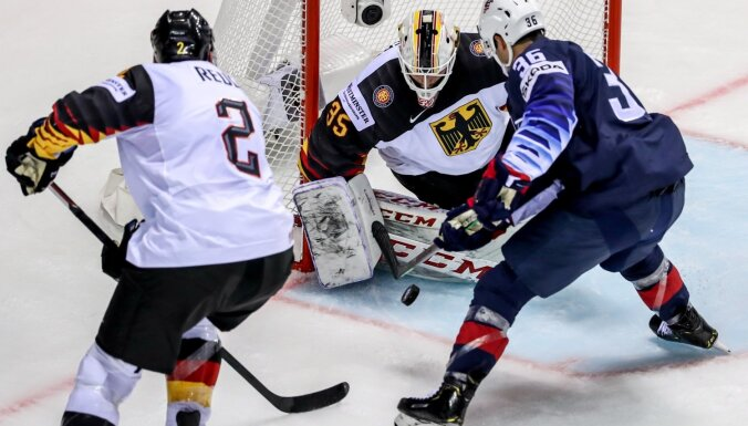 Video: ASV hokejisti iesoļo pasaules čempionāta ceturtdaļfinālā