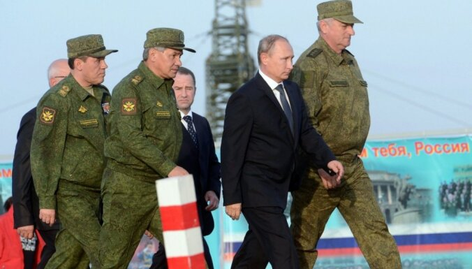 Krievija atkal ir 'ļaunuma impērija', argumentē medijs