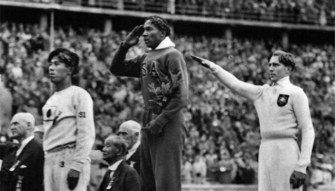 Олимпийское золото Оуэнса 1936 года ушло за $ 1,5 млн