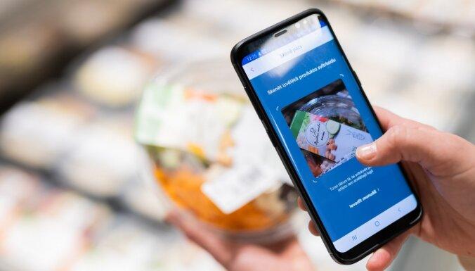 'Maxima' uzsākusi digitālo pirkuma čeku ieviešanu