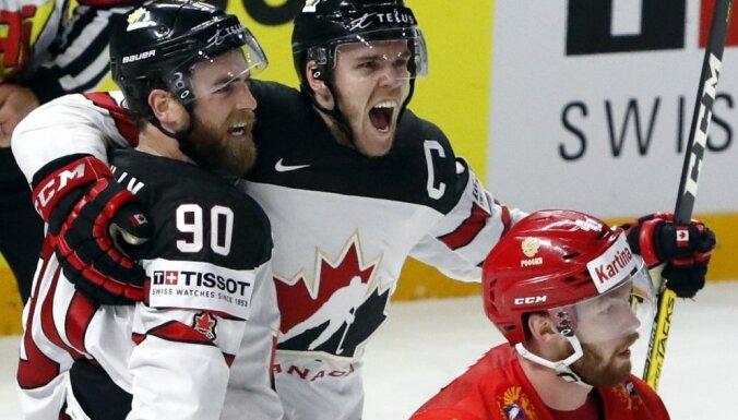 IIHF nenopietnais rangs: Konor, kāpēc tu nespēlē KHL?