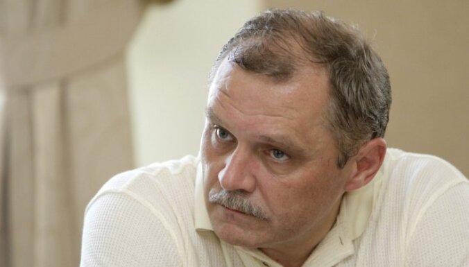 Служба спецрасследований задержала бывшего посла Литвы в России Шидлаускаса