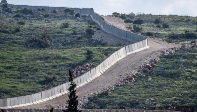 Турция построила 556-километровую стену вдоль границы с Сирией