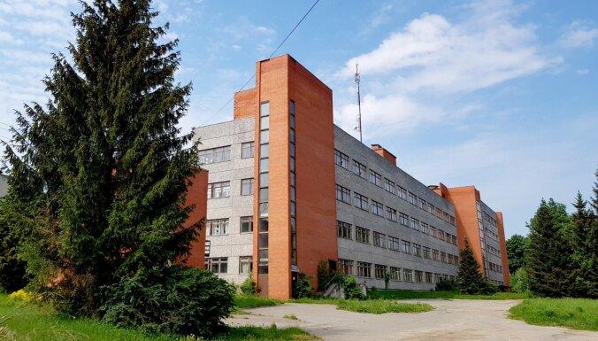 Только 20 % от рыночной стоимости — 78 400 EUR, на аукционе продается здание площадью 8200 m2 в Саласпилсе