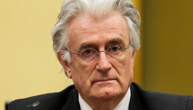 Гаагский трибунал приговорил Радована Караджича к пожизненному сроку