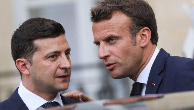 Зеленский призвал ЕС оставить в силе санкции против Москвы