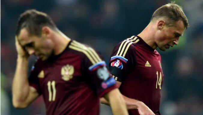 ВИДЕО: фиаско России в Вене: команда Капелло теряет очки в третьем матче подряд