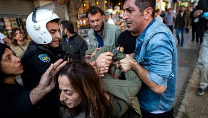 В Турции проходят задержания людей за критику операции в Сирии