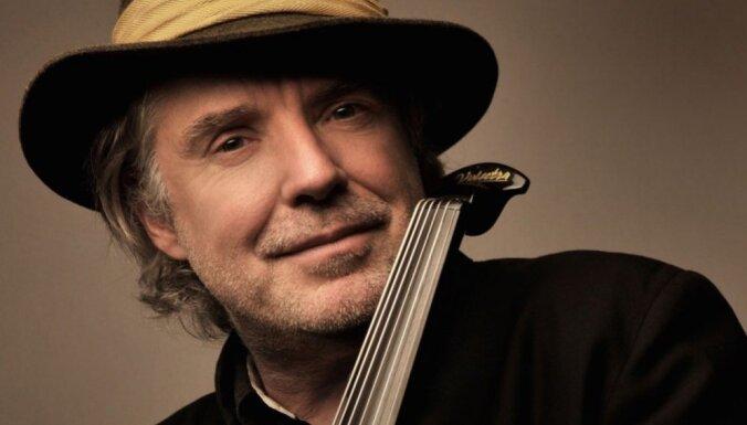 Pirmo reizi Latvijā – franču džeza leģenda – vijolnieks Didjē Lokvuds