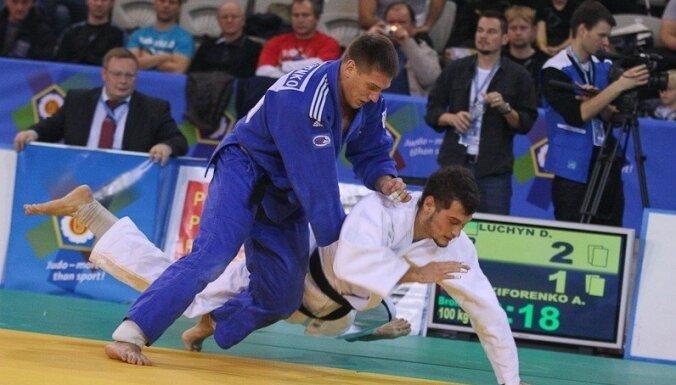 Решко — бронзовый призер Кубка Европы по дзюдо