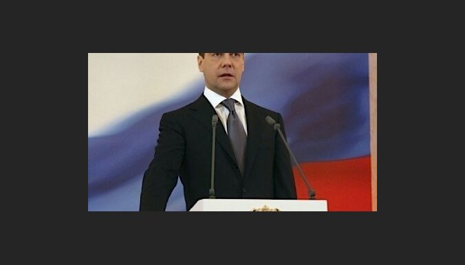 Медведев вновь увязал СНВ и ПРО в Европе