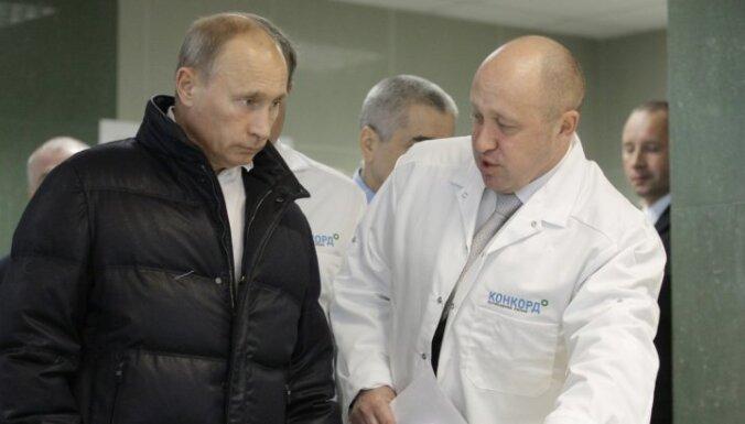 """Reuters: под видом пионерлагеря """"повар Путина"""" построил под Краснодаром казармы для ЧВК"""