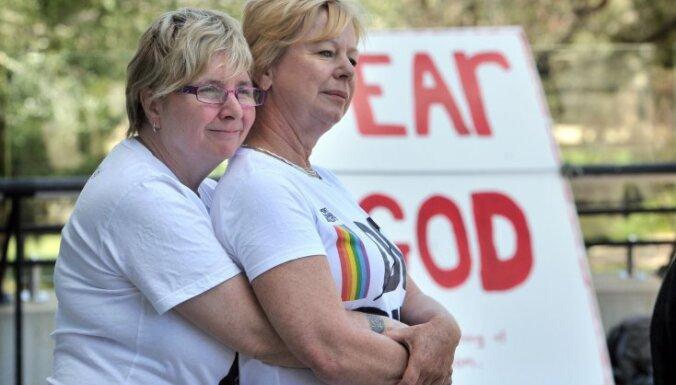 В Литве признали заключенные за границей однополые браки