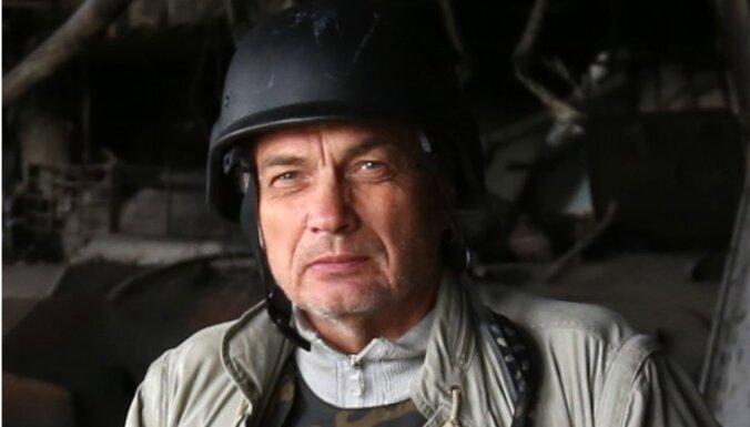 Pieredze no elles jeb kopā ar kiborgiem Doņeckas termināļa gruvešos: 'Delfi' saruna ar Sergeju Loiko