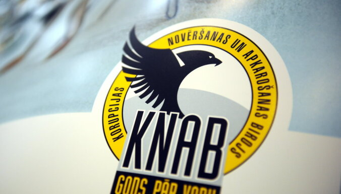 KNAB начал три поверки по поводу агитации перед выборами в Европарламент