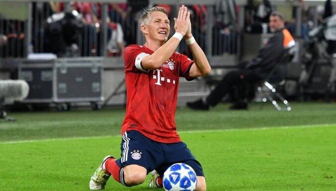 Швайнштайгер объявил о завершении спортивной карьеры
