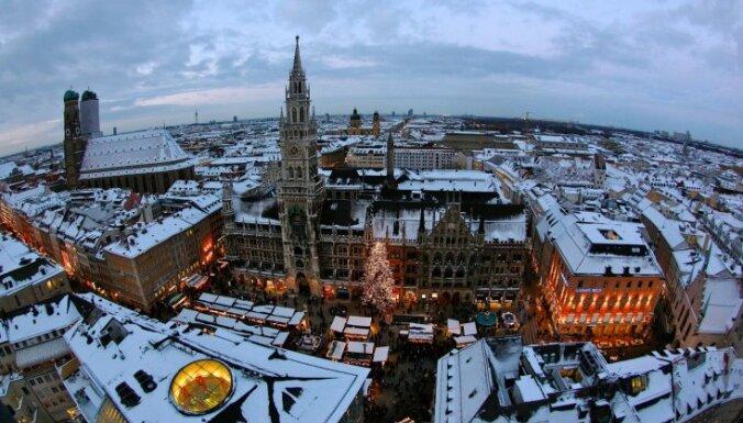 Vācijas tradīciju šūpulis - Minhene. Ko tur apskatīt arī ziemā?