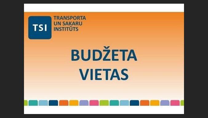 Budžeta vietas TSI