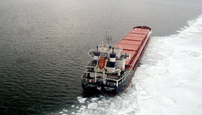В Азовском море произошел взрыв на российском нефтяном танкере