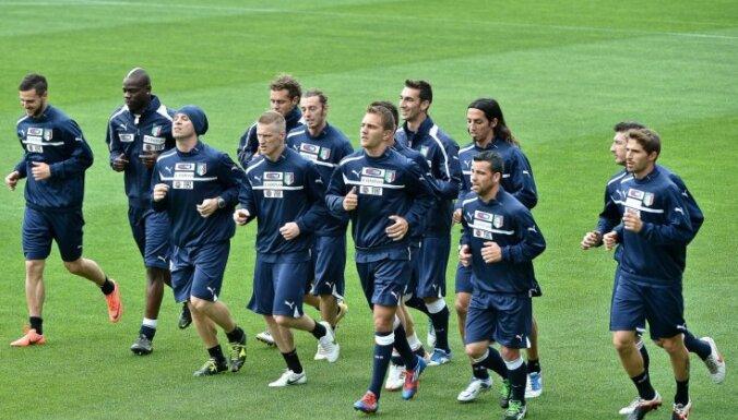Сборная Италии готова сняться с ЕВРО-2012