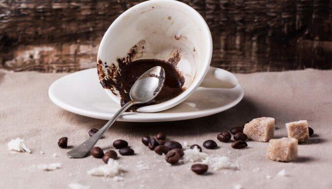 Dzīvo zaļi - lietderīga kafijas biezumu izmantošana