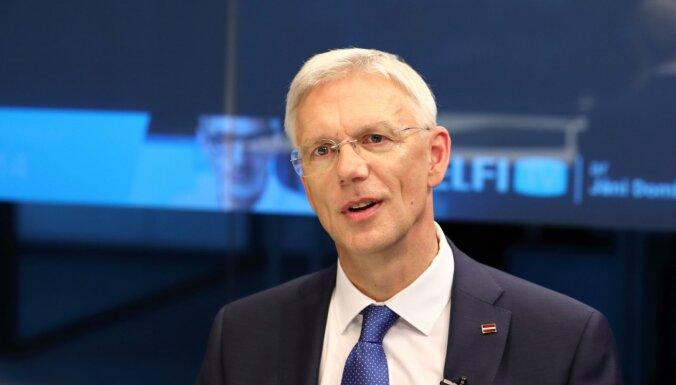 Кариньш подтвердил возможность поставок нефти в Беларусь через латвийские порты