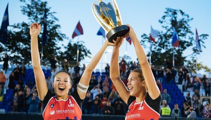 Kravčenoka/Graudiņa kļūst par Eiropas čempionēm