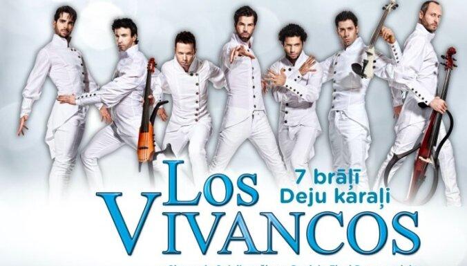Pirmo reizi Rīgā Cirque du Soleil izrādes režisors prezentēs leģendāro teatrālo deju šovu 'Los Vivancos'
