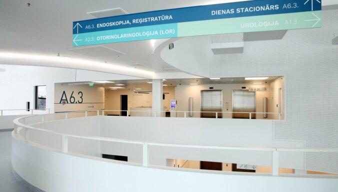 Covid-19: slimnīcas aptur ambulatorās konsultācijas; 'Sustento' bažījas par hroniskajiem pacientiem