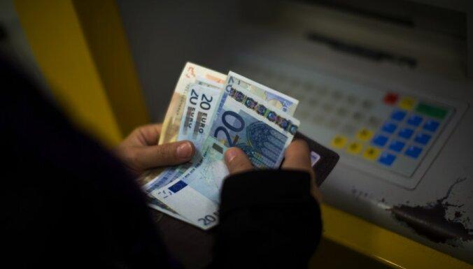 Опрос: жители Латвии довольны дизайном, качеством и надежностью евро